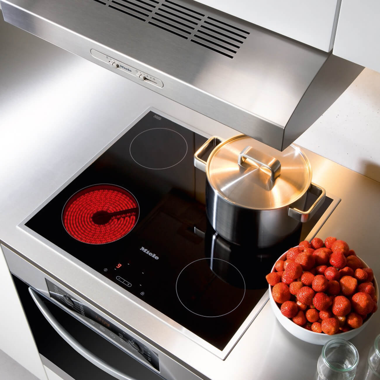 Miele Cooktops And Combisets